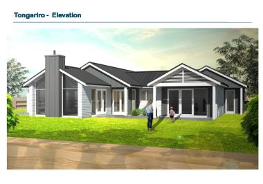 Generation Homes Rotorua / Taupo House and Land Packages - Build in Wharewaka NgaRoto with a View