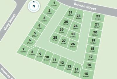 Generation Homes Subdivision Central Cove