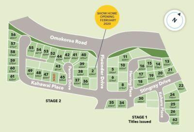 Generation Homes Subdivision Te Awanui Waters