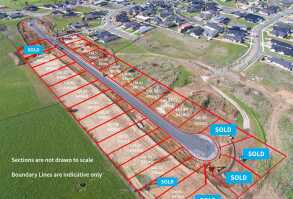 Generation Homes Subdivision Parkwood