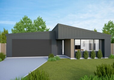Generation Homes House Plans - Milldale Showhome