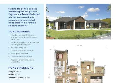 Generation Homes Taupo, Rotorua, Kawerau House and Land Packages - Spacious in a Roto Close