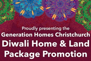 Generation Homes Subdivision DIWALI promotional HOME & LAND packages