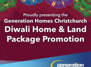 Generation Homes Plan Introducing the Generation Homes Christchurch Diwali Home & Land Package Promotion